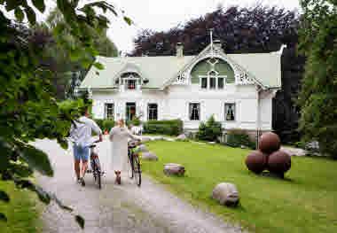 Villa Sjötorp, Lyckorna