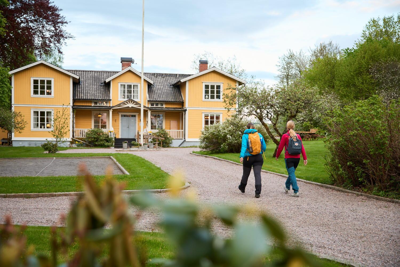 Fredriksons Pensionat Sjöbacka, Axvall