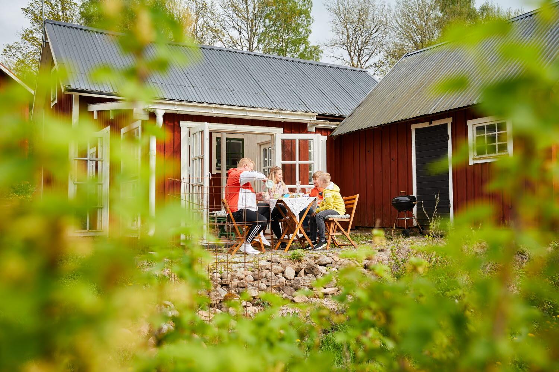 Sjöbacken Gård, Lerdala