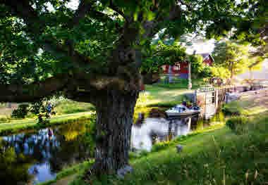 Upperud, Dalslands Kanal