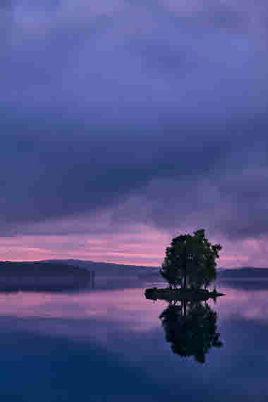 Lake in Dalsland