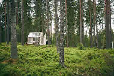 Erikson Cottage, Ljungsarp